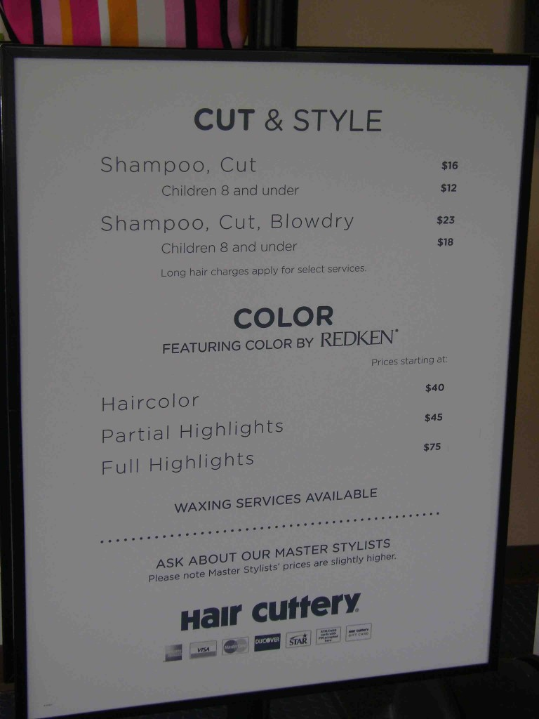 Hair Cuttery, along with ColorWorks, Salon Cielo and Spa, BUBBLES and Salon Plaza are all a part of the Ratner Companies which supports over 12, hair stylists over 14 states in the US. Hair Cuttery Prices are on par with their competitors Great Clips and Fantastic Sams.